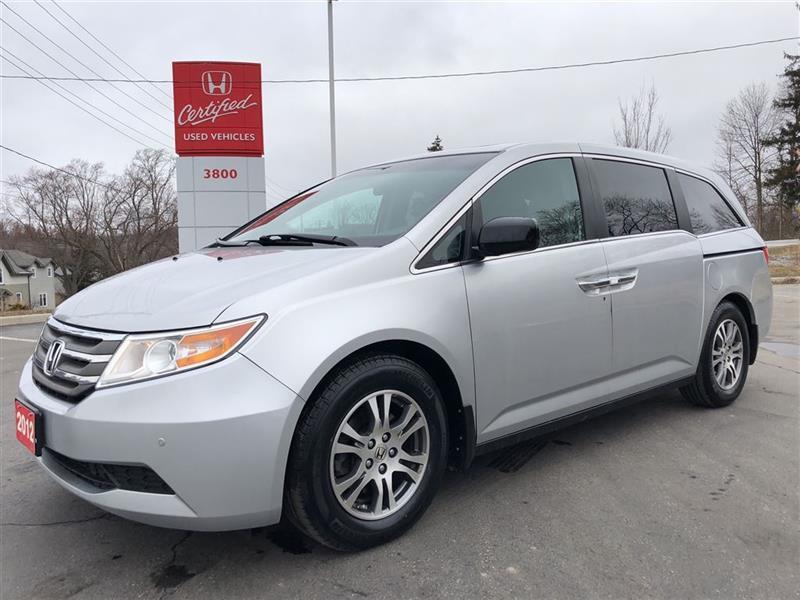 2012 Honda Odyssey EX-L #21715A