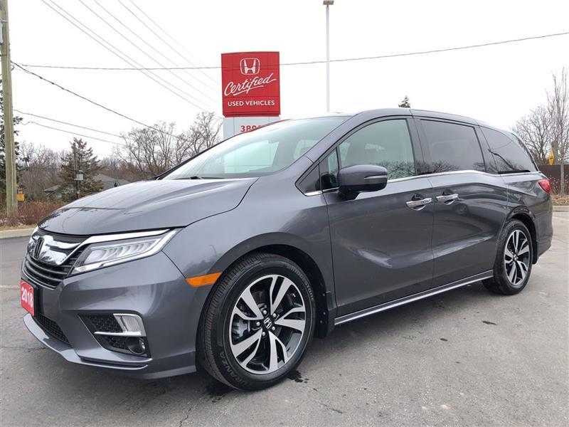 2018 Honda Odyssey Touring #21998A
