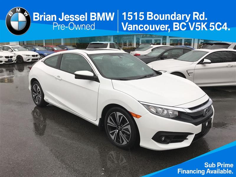 2016 Honda Civic Coupe EX-T CVT #BP613110