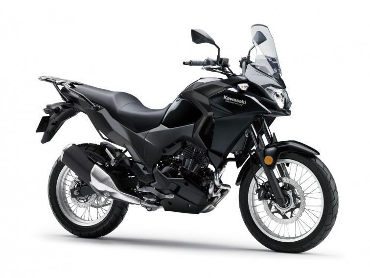 Kawasaki Versys 300 2018