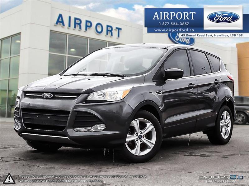 2015 Ford Escape SE FWD with ONLY 23,323 kms #A80369
