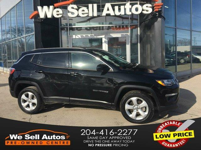 2018 Jeep Compass North #18JC28190