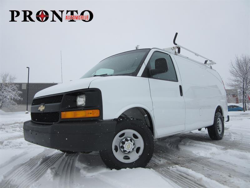 Chevrolet Express Cargo Van 2012 2500 ** Voir équipement! ** #3562