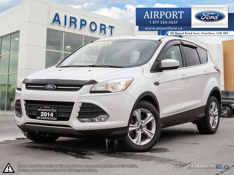 2014 Ford Escape SE 4WD with only 86,652 kms #1HL002