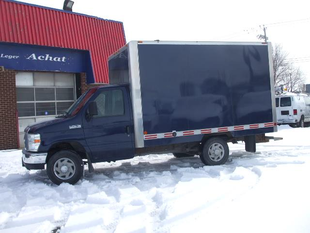 Ford Econoline Commercial Cutaway 2008