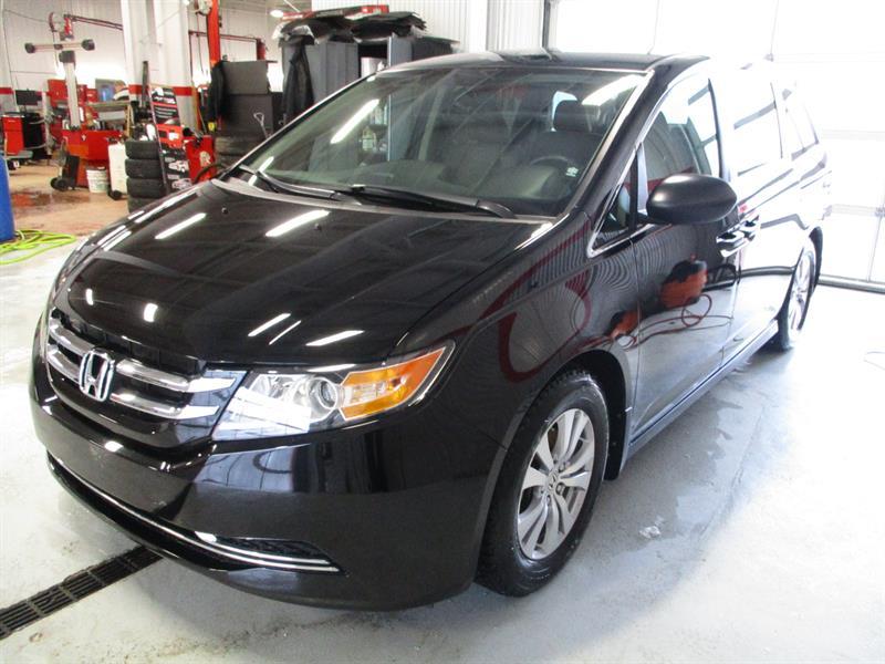 2014 Honda Odyssey 4dr Wgn SE #h18074a