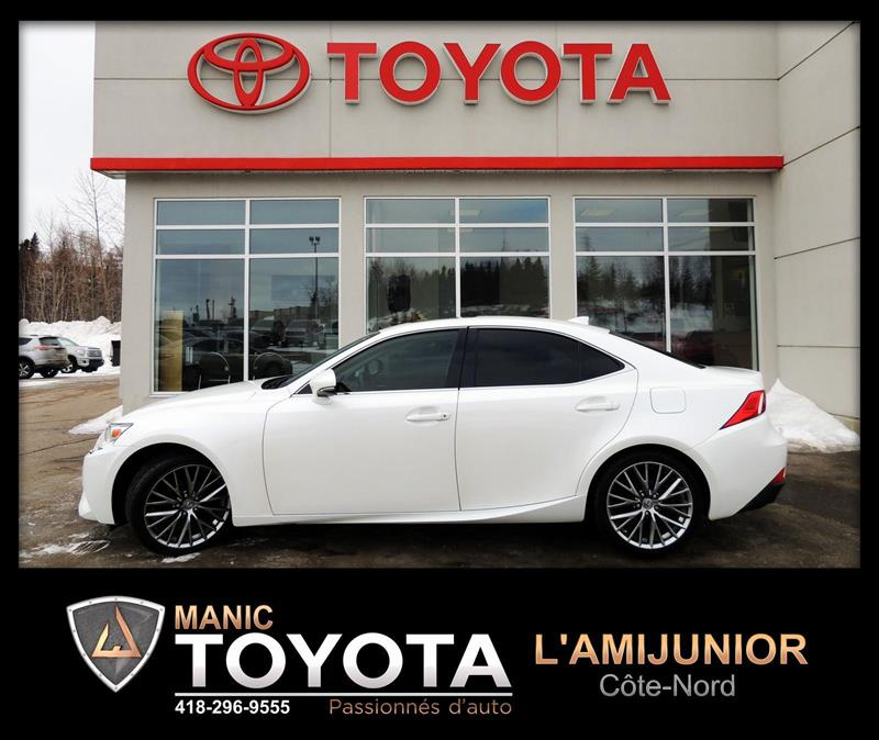 Lexus Is 2015 250 AWD Premium #M352