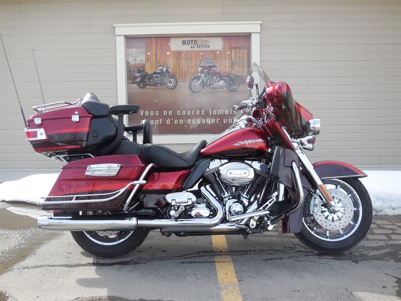 Harley Davidson FLHTCUSE Screamin'Eagle Ultra 2009