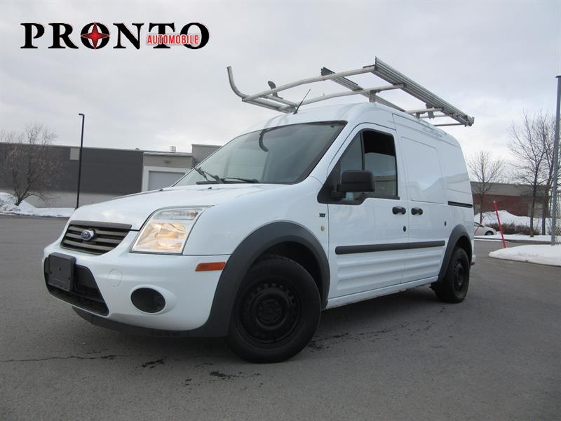 Ford Transit Connect 2011 114.6 XLT w-rear door glass ** Rack ** #3564