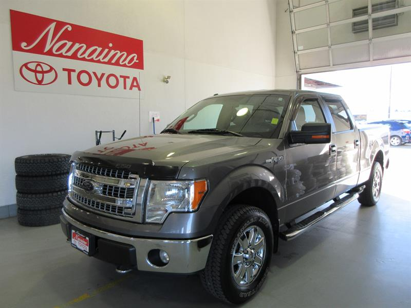 2013 Ford F-150 4WD SuperCrew #19531AH