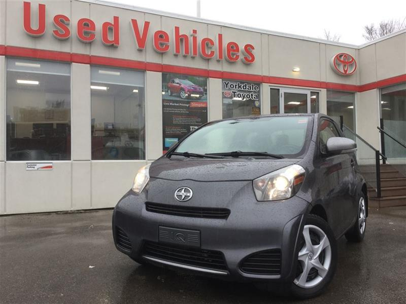 2012 Scion iQ BLUETOOTH, KEYLESS ENTRY, POWER WINDOWS, POWER MIR #P6936