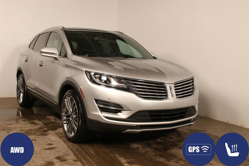 Lincoln MKC 2016 AWD 4dr Reserve #80434A