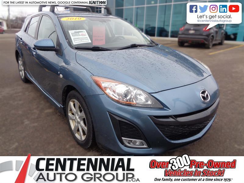 2010 Mazda MAZDA3 4dr HB Sport #6064YA