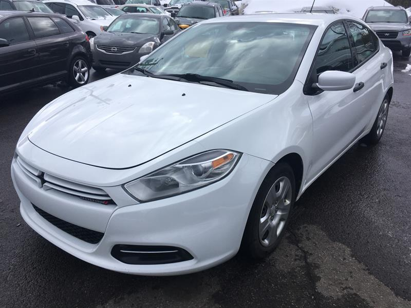 Dodge Dart 2013 Se-2.0L-Automatic-jamais accidenter #4471-2