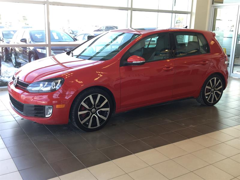 Volkswagen Golf Gti 2012 5 PORTES ** AUTOMATIQUE #a84284