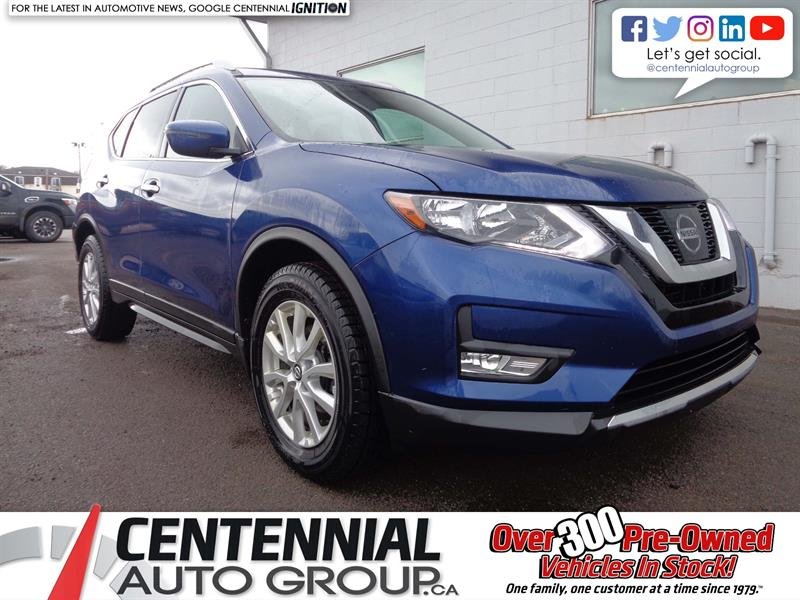 2017 Nissan Rogue SV | AWD *DEMO CLEAROUT* #17-484