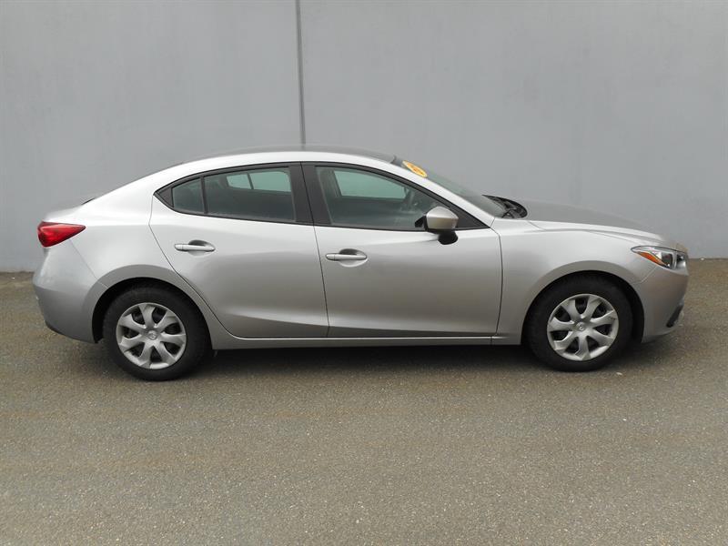 2014 Mazda 3 4dr,Sedan,gx #17412A