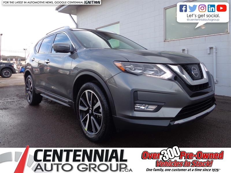 2017 Nissan Rogue SL PLATINUM | AWD *DEMO CLEAROUT!* #17-460