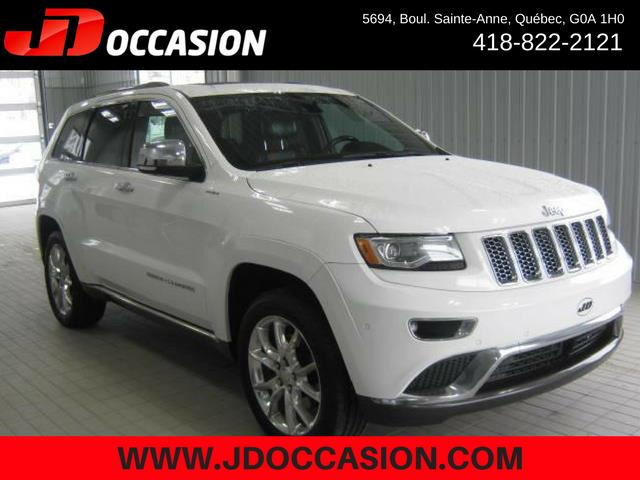 Jeep Grand Cherokee 2014 SUMMIT DIESEL #80176A