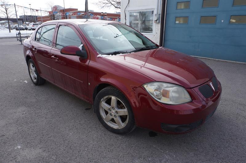 Pontiac G5 2009 4dr Sdn SE NEGOCIABLE #18-025