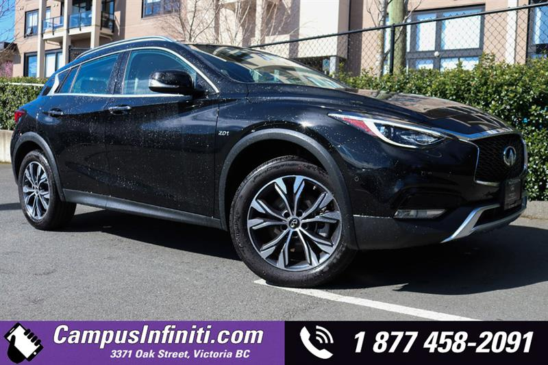 2017 Infiniti QX30 All-Wheel Drive Premium #17-QX3022