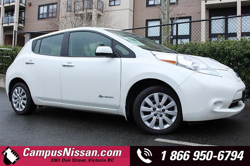 2015 Nissan Leaf S Quick Charge #JN2822