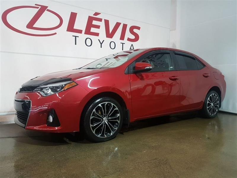 Toyota Corolla 2014 S TOIT MAG #12063A-85