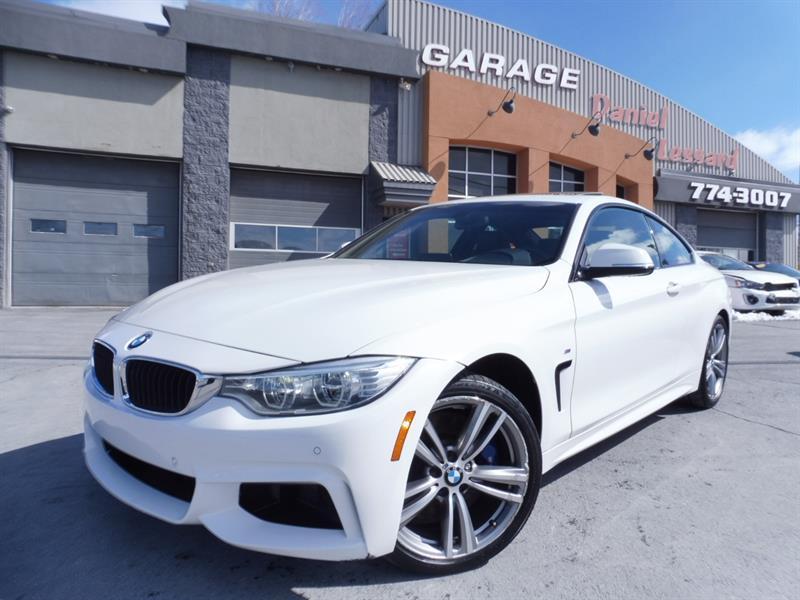 BMW 4 Series 2014 435i xDrive AWD M APPARENCE, TOIT, GPS, CAMERA #48088