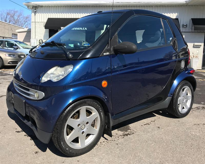 Smart fortwo 2005 #729AA