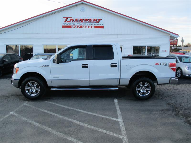 2013 Ford F-150 4WD SuperCrew #A33131