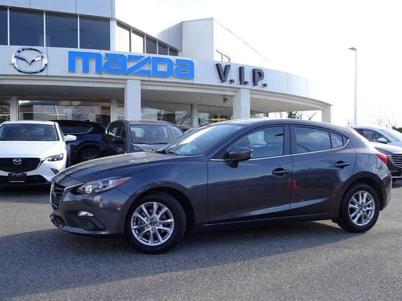 2014 Mazda MAZDA3 6-SPD, GS #B7480