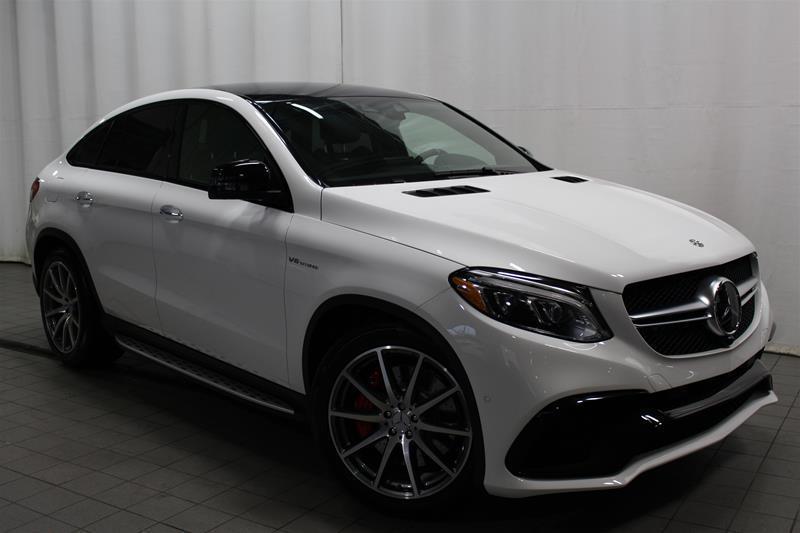 Mercedes-Benz GLE63 AMG 2018 S 4M Coupe *** RABAIS $13000 WOW*** #18-0221