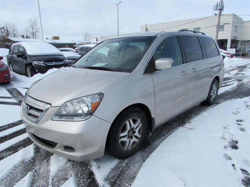 Honda Odyssey 2006 5dr EX-L #318377-1