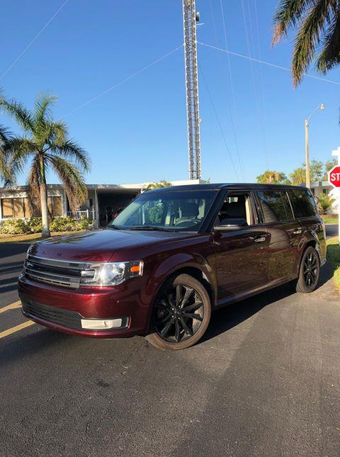 Ford Flex 2017 SEL AWD #3535