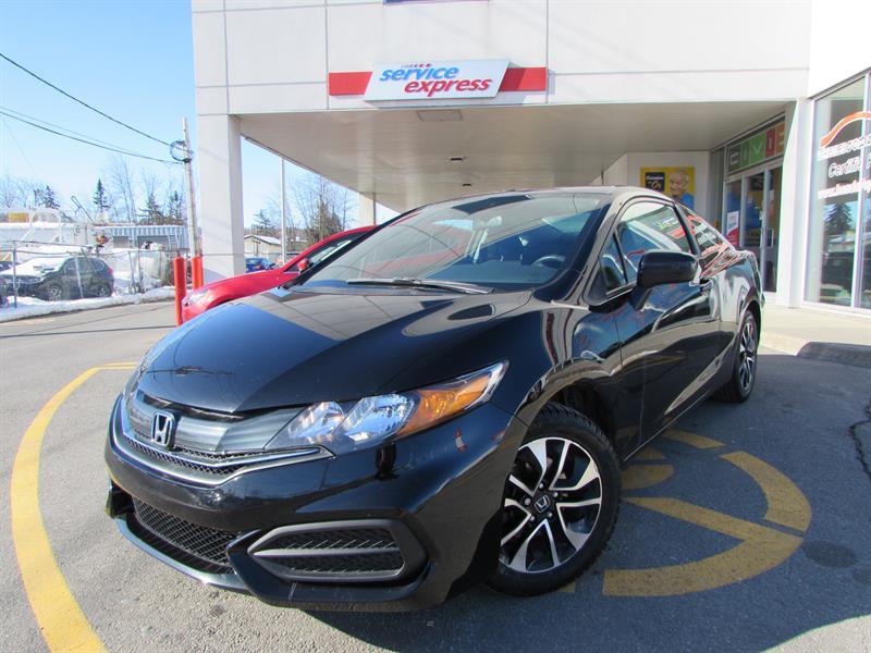 Honda Civic Coupé 2014 2dr CVT EX BLUETOOTH #44419
