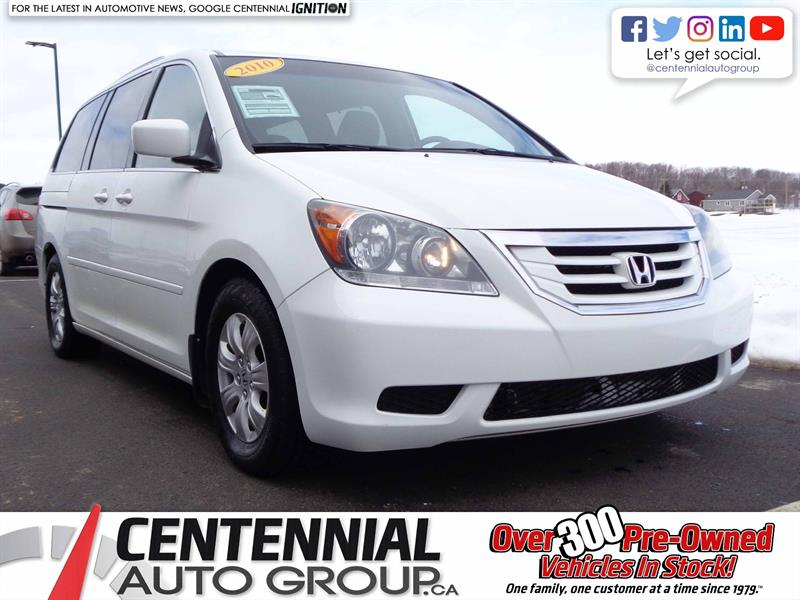 2010 Honda Odyssey SE | V6 | Rear Entertainment System #SP17-038A