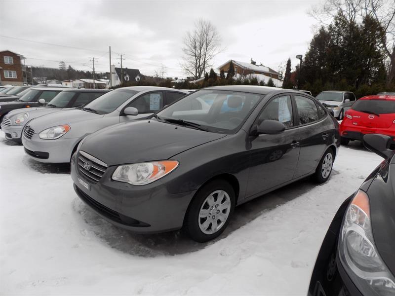 Hyundai Elantra 2009 L #AD6031