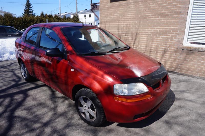 Pontiac Wave 2006 NEGOCIABLE #18-008A