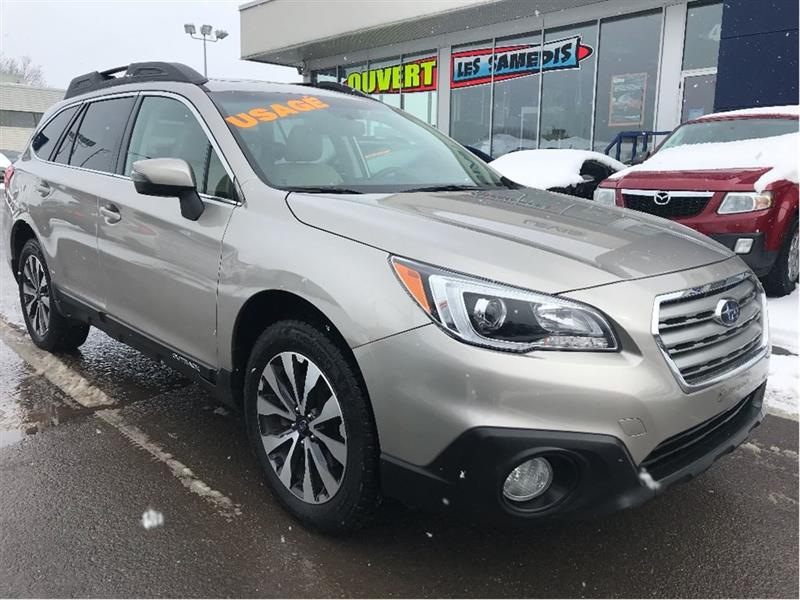 Subaru Outback 2015 3.6R Limited Package w/Technology