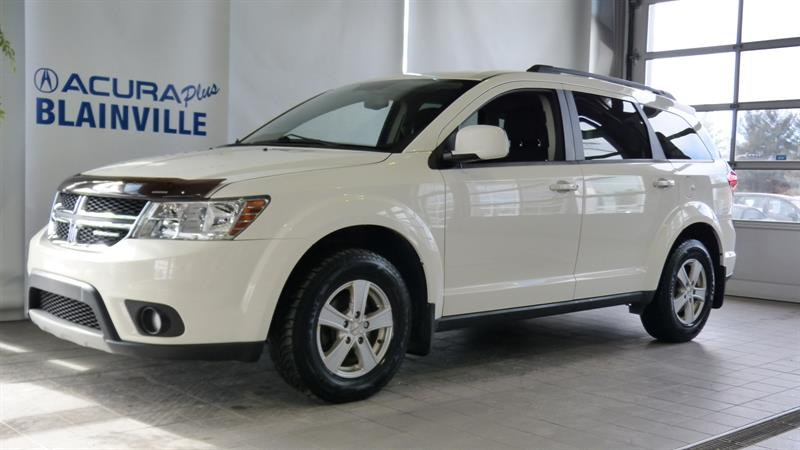 Dodge Journey 2011 FWD 4dr SXT #A83148