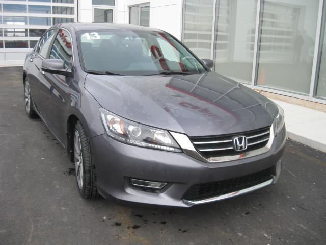 2013 Honda Accord Sport #J041A