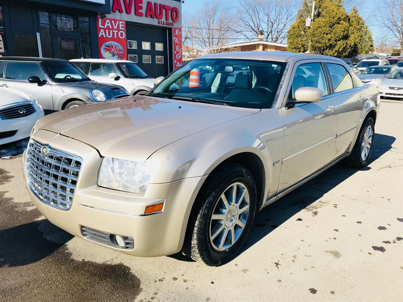 Chrysler 300 2007 300 AWD-Touring-Cuir-Toit-Mags #94466-2