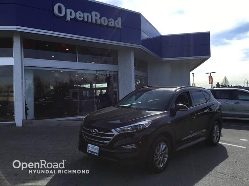 2017 Hyundai Tucson SE #P1979