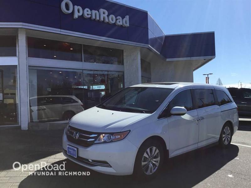 Honda Odyssey 2015 EX-L w/Navi #P1983