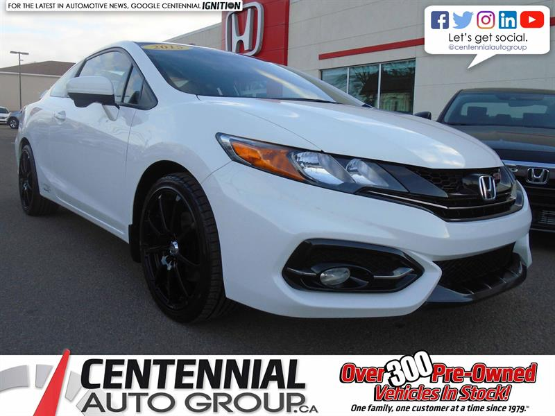 2015 Honda Civic Coupe Si | 2.4L | i4-Cyl | Bluetooth | Navi | A/C #9079A