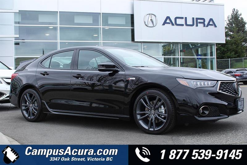 2018 Acura TLX Tech A-Spec #18-4164