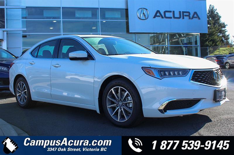 2018 Acura TLX Base #18-4066