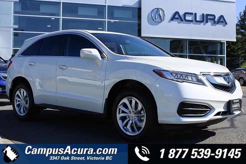 2018 Acura RDX Base #18-6168