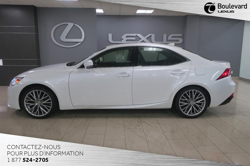 Lexus Is 2014 250 AWD LUXE NAVIGATION #11300
