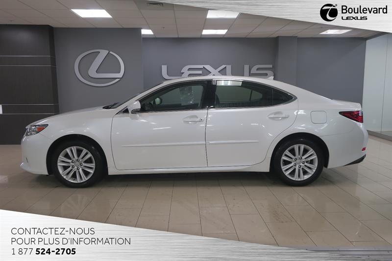 Lexus ES 2014 350 PREMIUM #11297